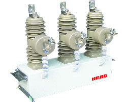 Outdoor Vacuum Circuit Breaker, Solid Type